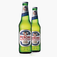 Peroni bier te Beek